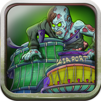 ZOMBIE-Act Before Counteract Escape