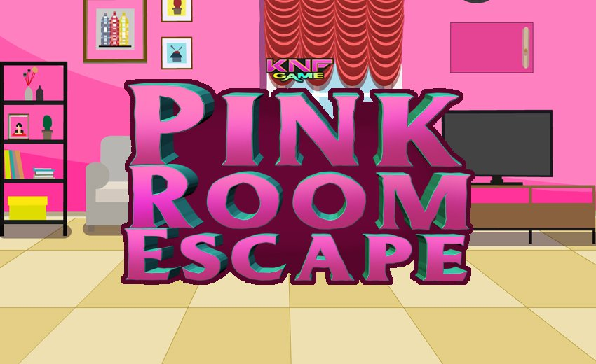 Knf Pink Room Escape
