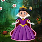 G4K The Evil Queen Rescue Game