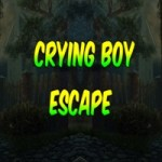 Crying Boy Escape
