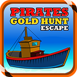Pirates Gold Hunt Escape