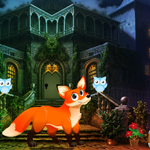 G4K cute red fox rescue game