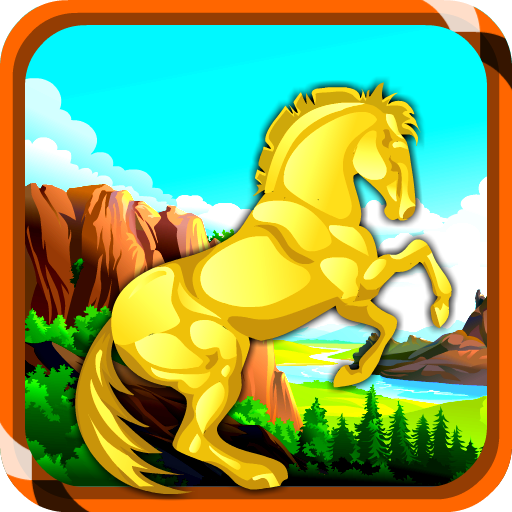 Find Golden Horse Escape