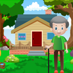 G4K Grandpa Rescue 2 Game