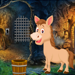 G4K Cute Horse Rescue Game