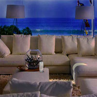 E7G Elegant White Beach House Escape