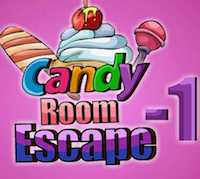 Candy Room Escape 1