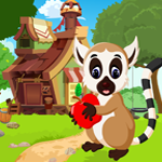 G4K Cute Lemur Rescue Game