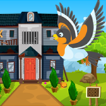 G4K The Cute Bird Rescue Game