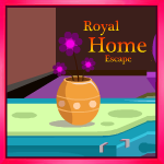 GamesZone15 Royal Home Escape