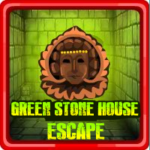 Green Stone House Escape