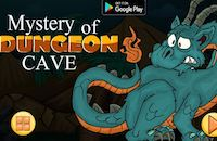 KidzeeOnlineGames Mystery of Dungeon Cave Escape