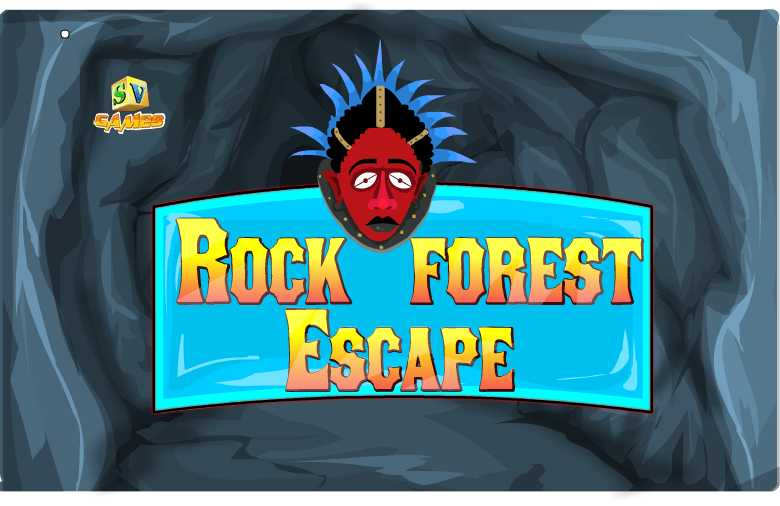SiviGames Rock Forest Escape