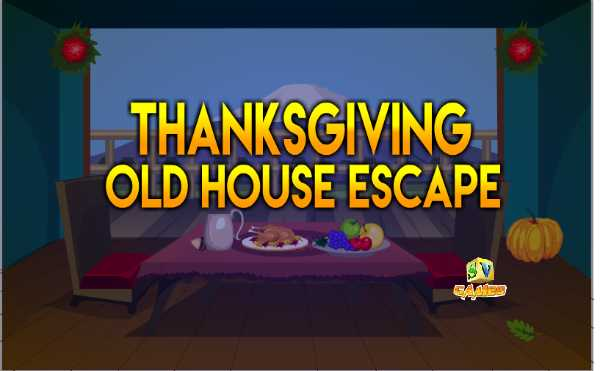 SiviGames Thanksgiving Old House Escape