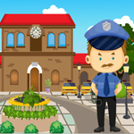 Games4King Police Officer Rescue