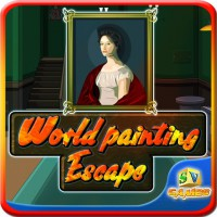 SiviGames World Painting Escape