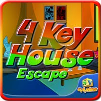 SiviGames 4 Key House Escape