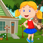 G4K Play School Girl Rescue