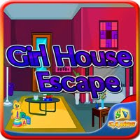 Sivi Girl House Escape