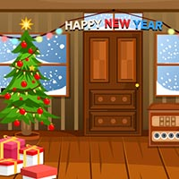 Escape007Games Escape New Year Party Villa