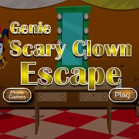 GenieFunGames Scary Clown Escape