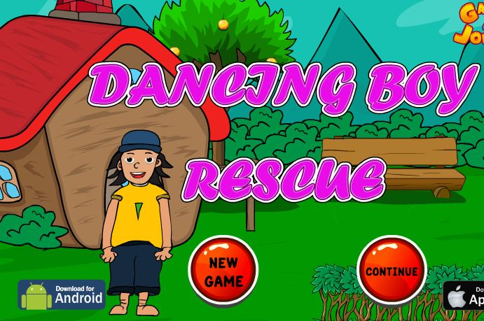 Games2Jolly Dancing Boy Rescue