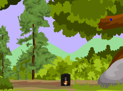 ZooZooGames Dog Forest Escape