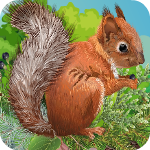 ZooZooGames Squirrel Escape