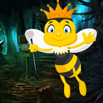 Games4King Fantasy Bee Rescue