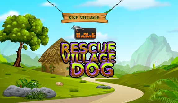 Knfgame Village Rescue Dog