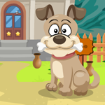 Games4King Cartoon Dog Rescue