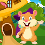Games4King Squirrel Escape From Fantasy House