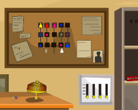 GenieFunGames Genie Detective Office Escape