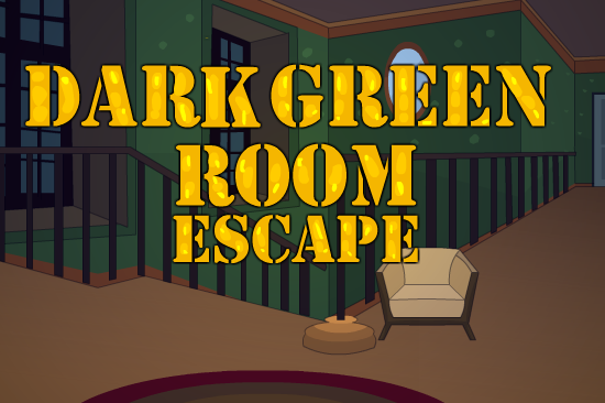 Games4Escape Dark Green Room Escape
