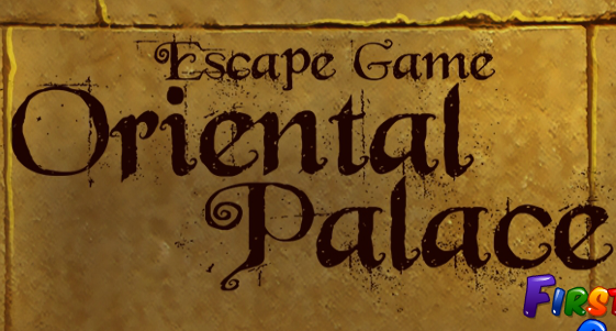 FirstEscapeGames Escape Oriental Palace