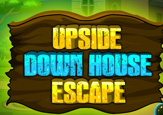 Games4Escape Upside Down House Escape