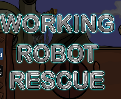 Games2Jolly Working Robot Rescue