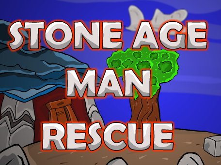 Games2Jolly Stone Age Man Rescue