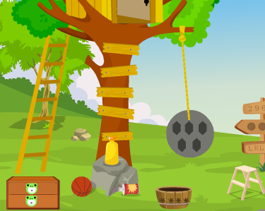 Games4King Santa Bird Rescue