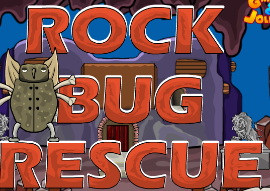 Games2Jolly Rock Bug Rescue
