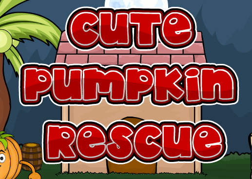 Games2Jolly Cute Pumpkin Rescue