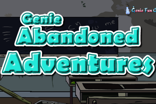 GFG Genie Abandoned Adventures Escape
