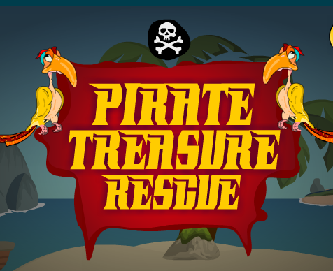 G4E Pirate Treasure Rescue Escape