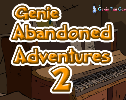 GFG Genie Abandoned Adventures Escape 2