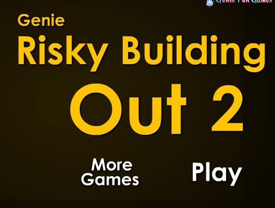 GenieFunGames Risky Building Out 2