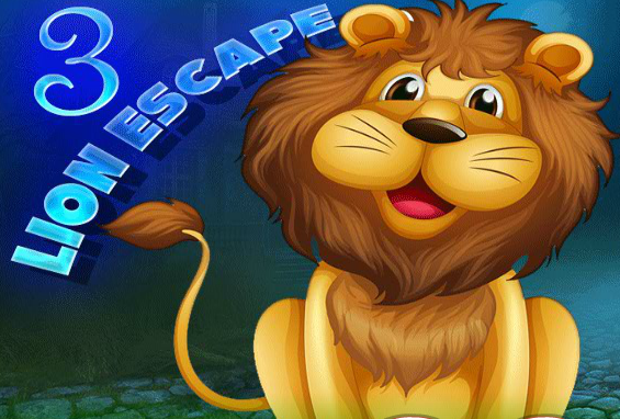 Games4King Lion Escape 3