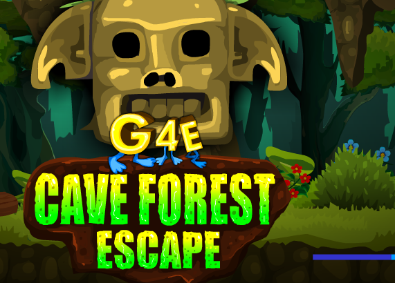 G4E Cave Forest Escape