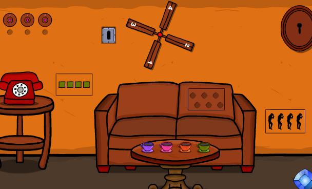 Games2Jolly Abode Room Escape