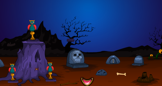 Games4Escape Spooky Creature Rescue