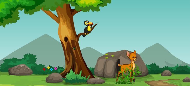 Games4Escape-Deer Adventure Escape